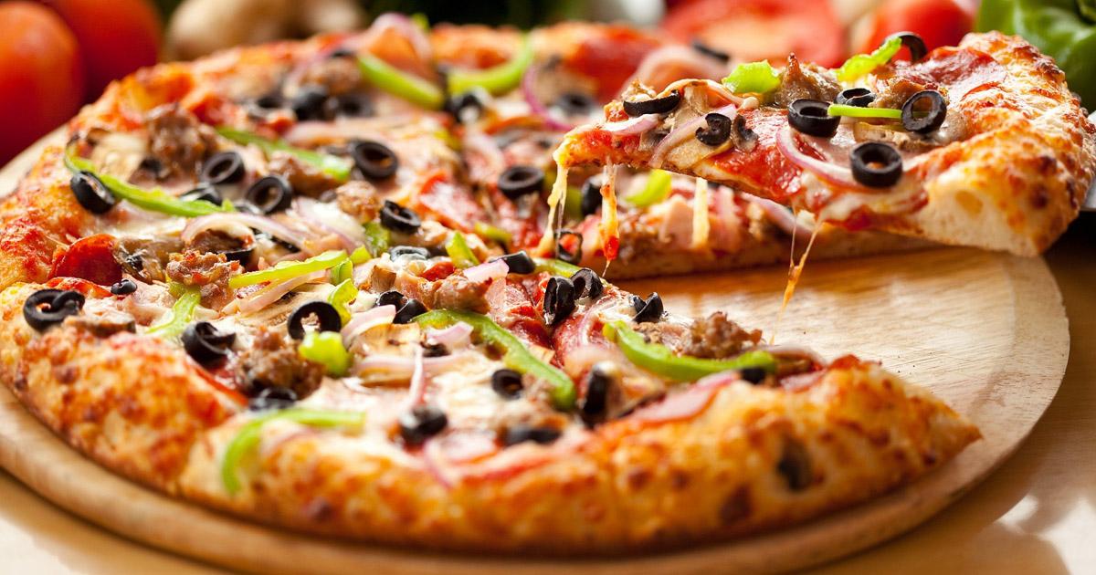 Pogledajte sva jela unutar kategorije Pizza