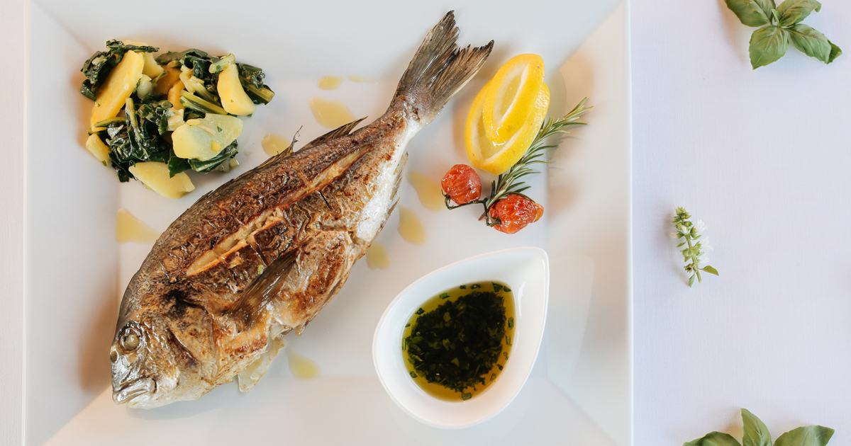 Pogledajte sva jela unutar kategorije Jela od riba i mekušci